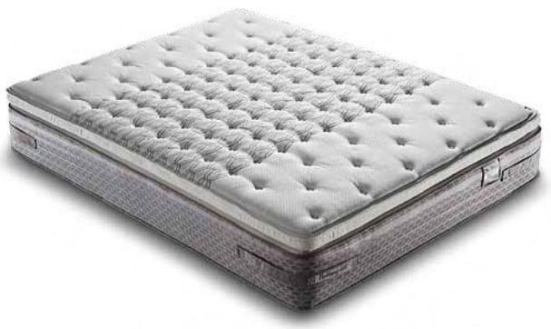Gel Series PillowTop – Materasso a Molle Sapsa Bedding
