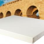 Materasso Ecobase in lattice Mecflex