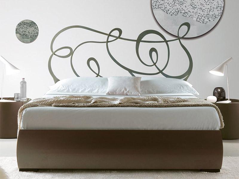 Offerta letto contenitore cm singolo imbottito fabiola stilfar zen