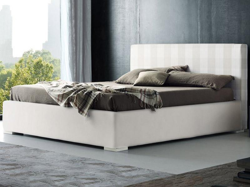 Molle letto contenitore design casa creativa e mobili for Letti contenitore economici
