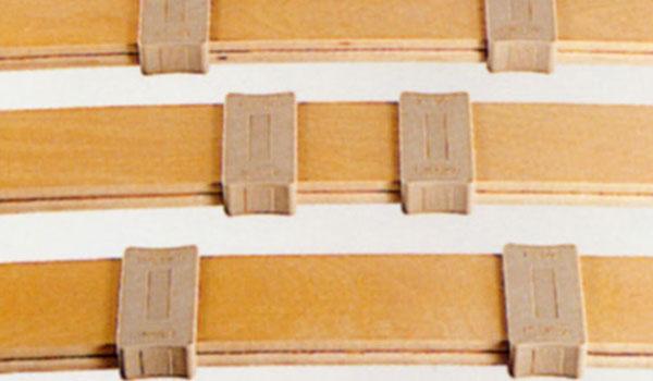 Doghe In Legno Per Letti : Reti a doghe in legno isram molteni materassi milano