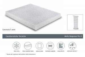 Materasso Sealy RESPONSE™ VERMONT Pillow Top