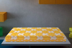 Materasso per Bambini Morfeus ERGOFIT AQUACELL